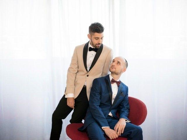 La boda de Juanma y Alberto en Rivas-vaciamadrid, Madrid 12