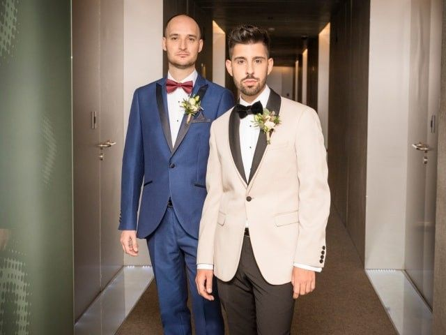 La boda de Juanma y Alberto en Rivas-vaciamadrid, Madrid 13