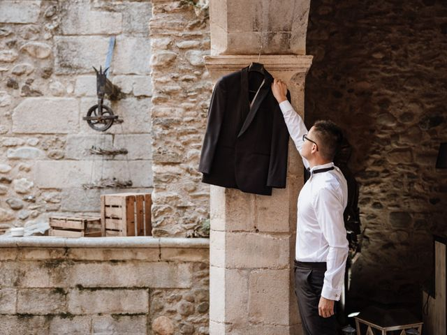 La boda de Martín y Karolina en Girona, Girona 24