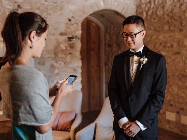 La boda de Martín y Karolina en Girona, Girona 32