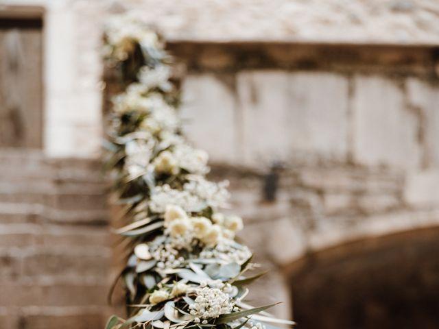 La boda de Martín y Karolina en Sant Gregori (Municipio), Girona 39