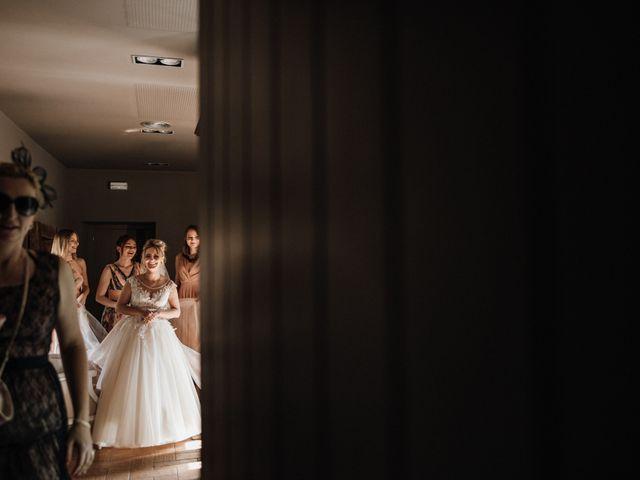 La boda de Martín y Karolina en Sant Gregori (Municipio), Girona 46