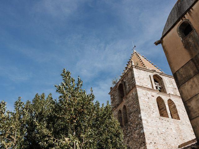 La boda de Martín y Karolina en Sant Gregori (Municipio), Girona 52