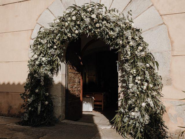 La boda de Martín y Karolina en Sant Gregori (Municipio), Girona 55