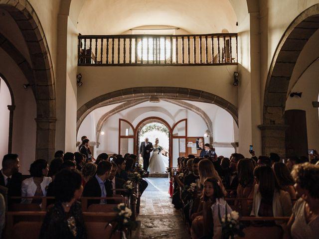 La boda de Martín y Karolina en Sant Gregori (Municipio), Girona 60