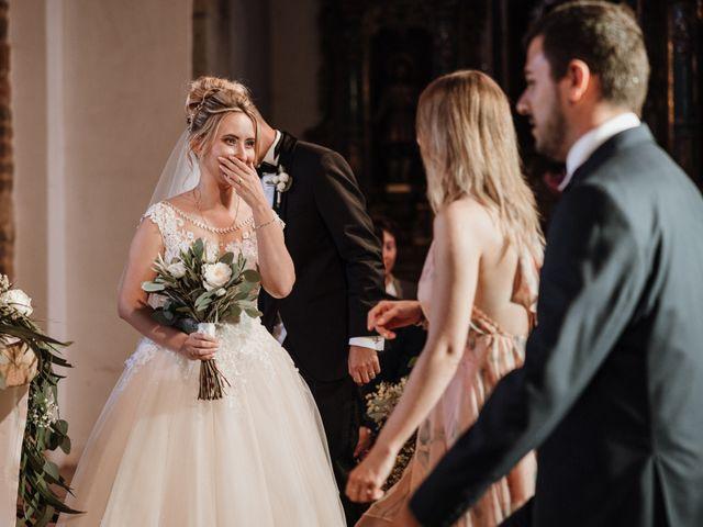 La boda de Martín y Karolina en Girona, Girona 65