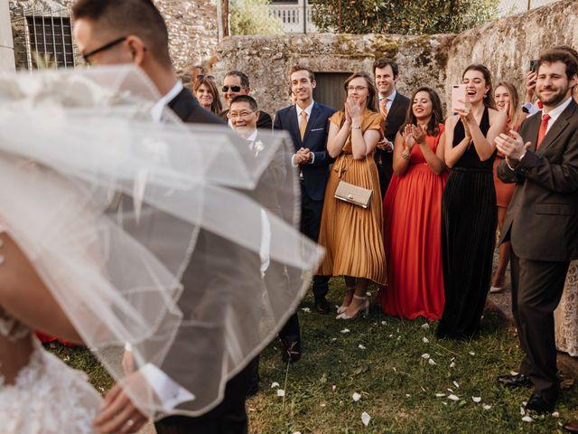La boda de Martín y Karolina en Sant Gregori (Municipio), Girona 71