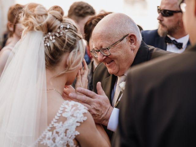La boda de Martín y Karolina en Girona, Girona 73