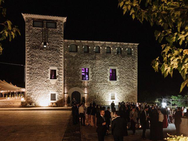 La boda de Martín y Karolina en Sant Gregori (Municipio), Girona 93