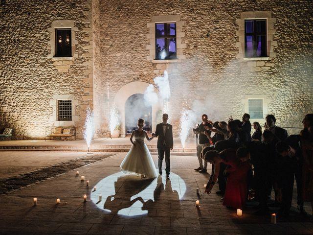 La boda de Martín y Karolina en Sant Gregori (Municipio), Girona 94