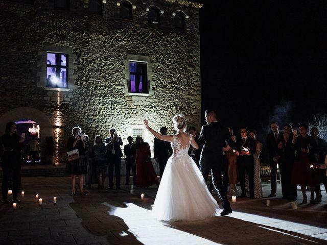 La boda de Martín y Karolina en Girona, Girona 98