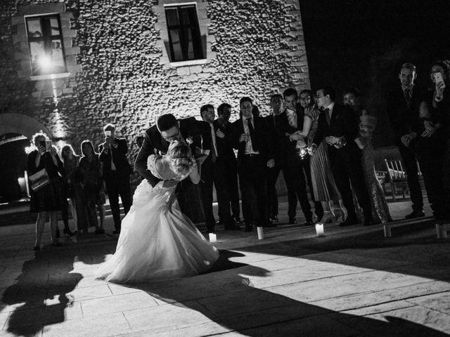 La boda de Martín y Karolina en Sant Gregori (Municipio), Girona 99