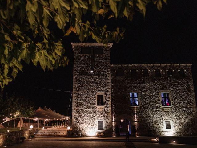La boda de Martín y Karolina en Sant Gregori (Municipio), Girona 112