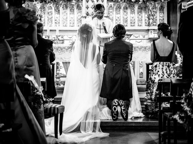 La boda de Elena y Gonzalo en Madrid, Madrid 6