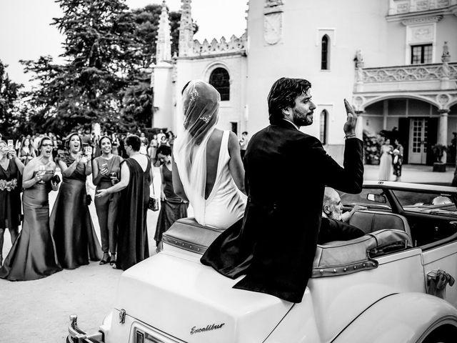 La boda de Elena y Gonzalo en Madrid, Madrid 9