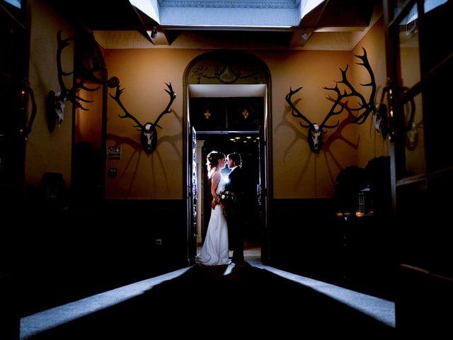 La boda de Elena y Gonzalo en Madrid, Madrid 1
