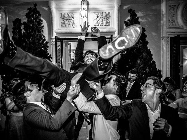 La boda de Elena y Gonzalo en Madrid, Madrid 18