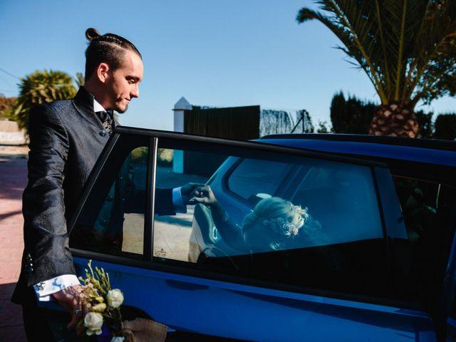 La boda de María y Jony en Conil De La Frontera, Cádiz 20