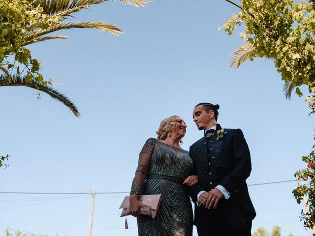 La boda de María y Jony en Conil De La Frontera, Cádiz 21