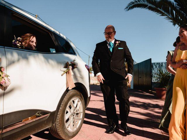 La boda de María y Jony en Conil De La Frontera, Cádiz 23