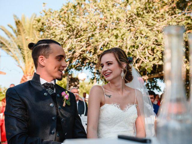 La boda de María y Jony en Conil De La Frontera, Cádiz 26