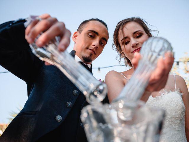 La boda de María y Jony en Conil De La Frontera, Cádiz 29