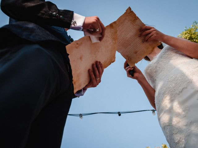 La boda de María y Jony en Conil De La Frontera, Cádiz 31