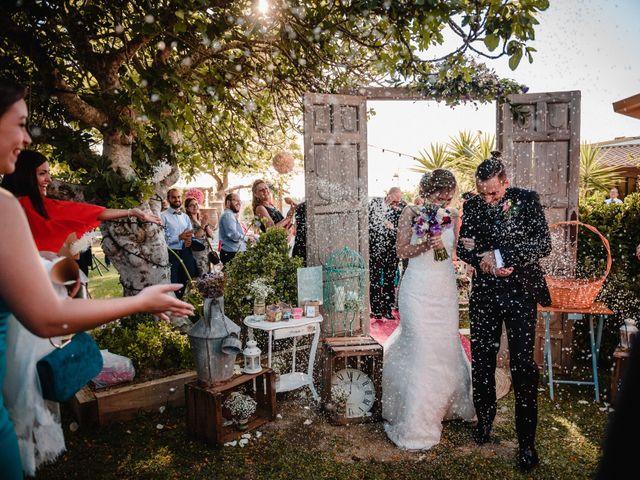 La boda de María y Jony en Conil De La Frontera, Cádiz 35