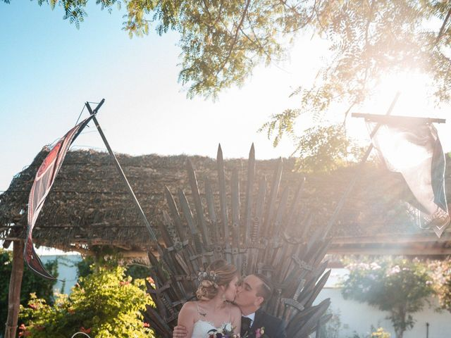 La boda de María y Jony en Conil De La Frontera, Cádiz 40