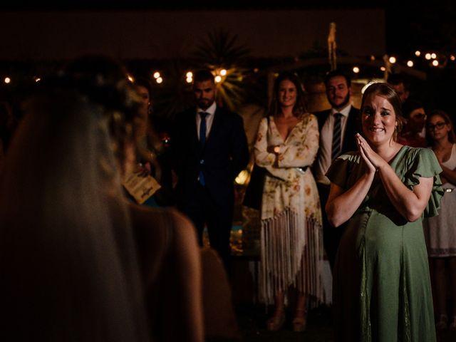 La boda de María y Jony en Conil De La Frontera, Cádiz 47