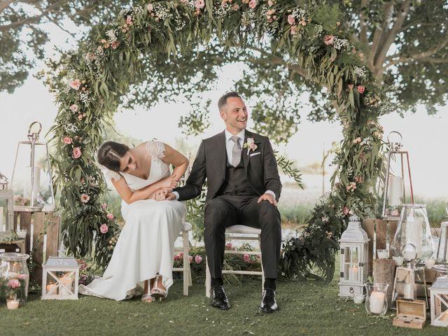 La boda de José Manuel y Laura en Daya Vieja, Alicante 33