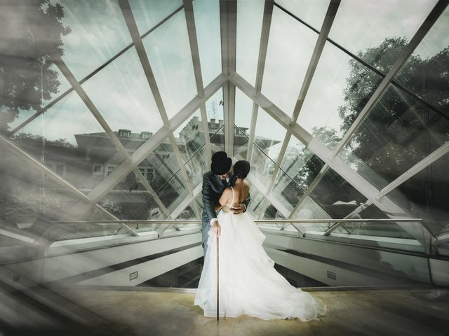 La boda de Pedro y Elena en Oviedo, Asturias 13
