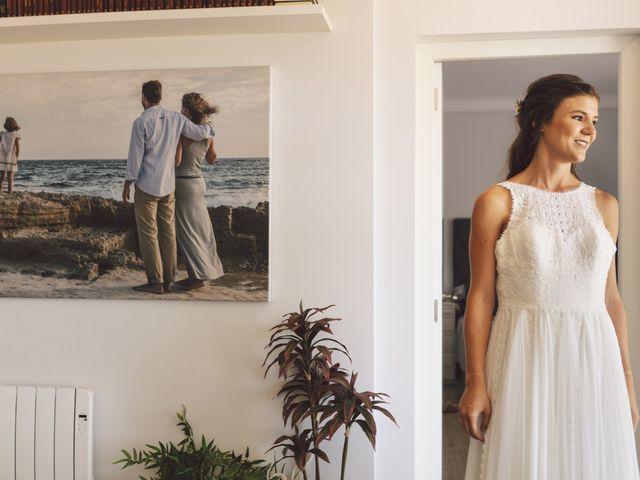 La boda de Miguel y Fatima en Lluchmajor, Islas Baleares 30