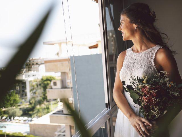 La boda de Miguel y Fatima en Lluchmajor, Islas Baleares 35