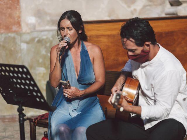 La boda de Miguel y Fatima en Lluchmajor, Islas Baleares 40