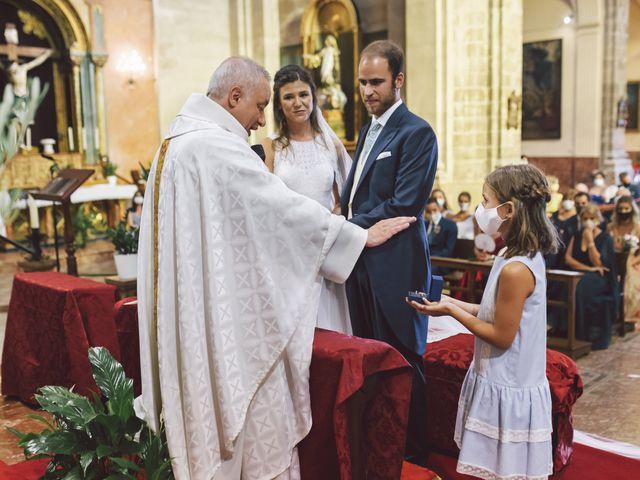 La boda de Miguel y Fatima en Lluchmajor, Islas Baleares 43