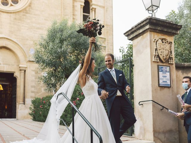 La boda de Miguel y Fatima en Lluchmajor, Islas Baleares 47