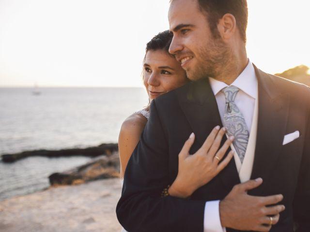 La boda de Miguel y Fatima en Lluchmajor, Islas Baleares 50