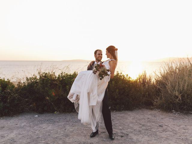 La boda de Miguel y Fatima en Lluchmajor, Islas Baleares 58