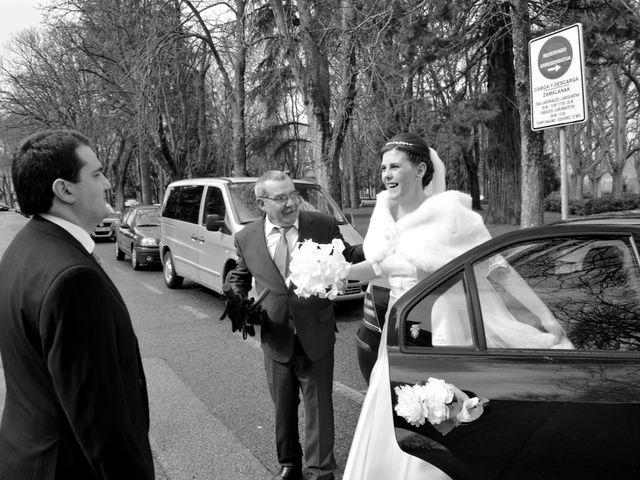 La boda de Asier y Lidia en Pamplona, Navarra 4