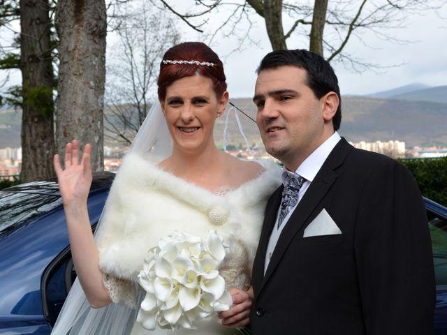 La boda de Asier y Lidia en Pamplona, Navarra 5