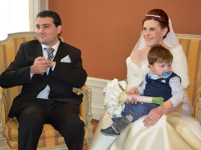 La boda de Asier y Lidia en Pamplona, Navarra 16