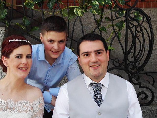 La boda de Asier y Lidia en Pamplona, Navarra 45