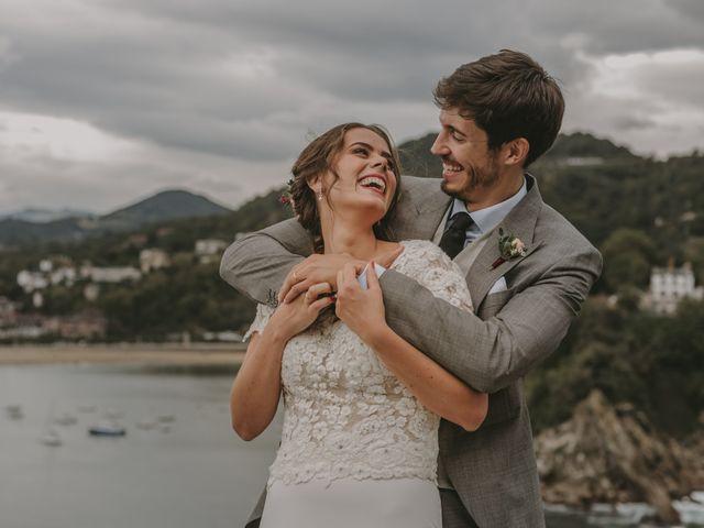 La boda de Pablo y Bea en Donostia-San Sebastián, Guipúzcoa 18
