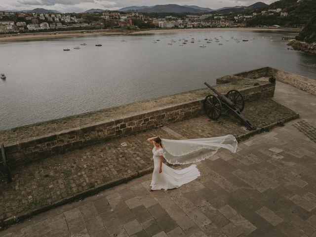 La boda de Pablo y Bea en Donostia-San Sebastián, Guipúzcoa 19