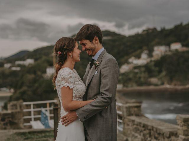 La boda de Pablo y Bea en Donostia-San Sebastián, Guipúzcoa 22