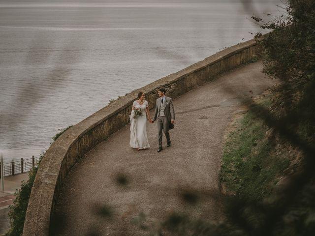 La boda de Pablo y Bea en Donostia-San Sebastián, Guipúzcoa 26