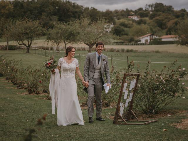 La boda de Pablo y Bea en Donostia-San Sebastián, Guipúzcoa 29