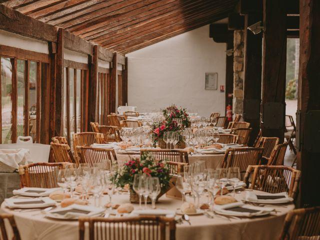 La boda de Pablo y Bea en Donostia-San Sebastián, Guipúzcoa 38