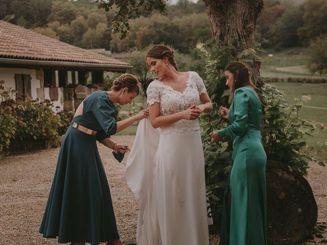 La boda de Pablo y Bea en Donostia-San Sebastián, Guipúzcoa 46